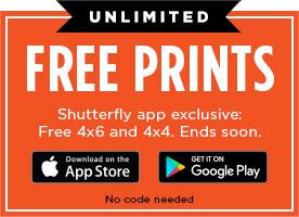 Unlimited free prints